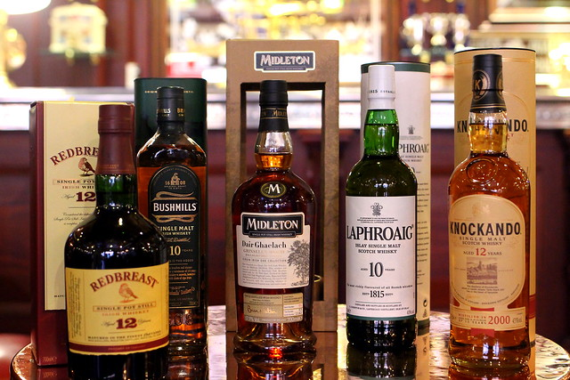 Irish Whiskey Tasting (3)