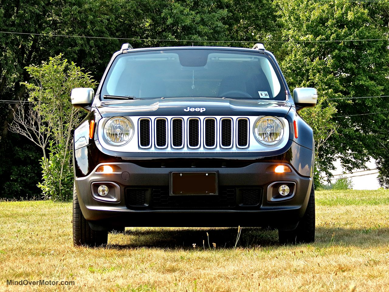 Jeep Renegade Limited Review 4
