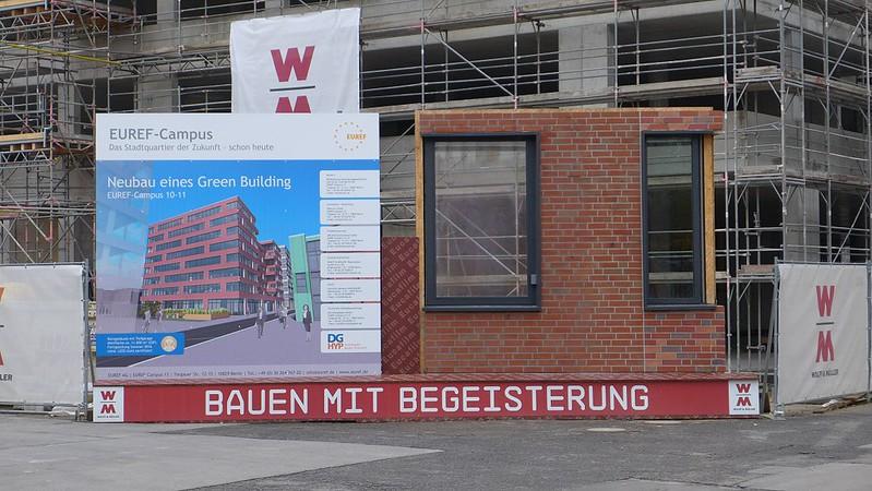 gasometer sch neberg euref campus seite 10 deutsches architektur forum. Black Bedroom Furniture Sets. Home Design Ideas