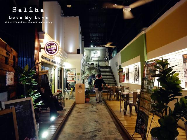 景美夜市發福廚房美式漢堡 (15)