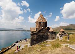 2014 Arménie, Sevan, église Sevanavank