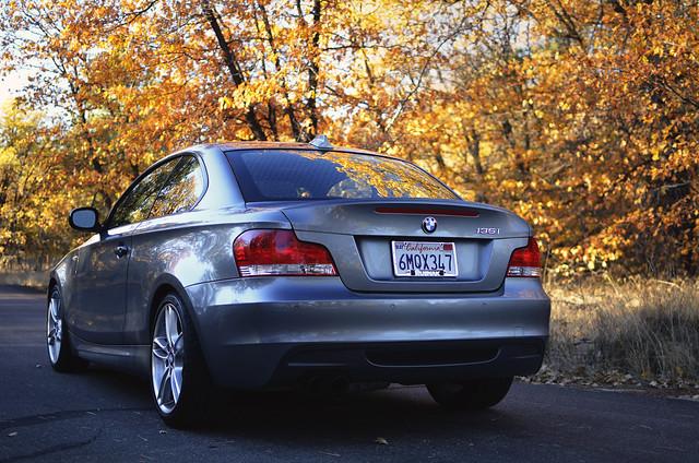 BMW 135i (E82)