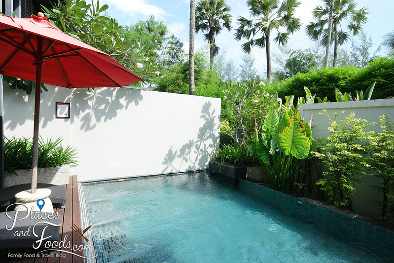 ramada khao lak hotel villa private pool