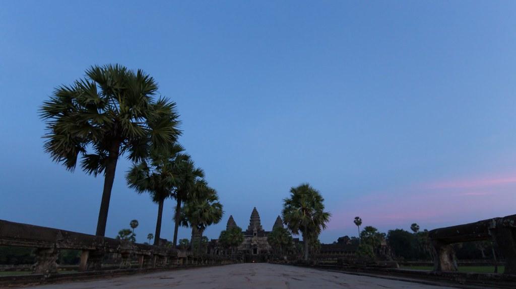 Angkor Wat Sunset-2318