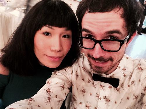 At Aaron and Megan's Wedding (November 1 2014) (5)