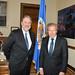 OAS Secretary General Received Henne Schuwer, Ambassador of the Netherlands
