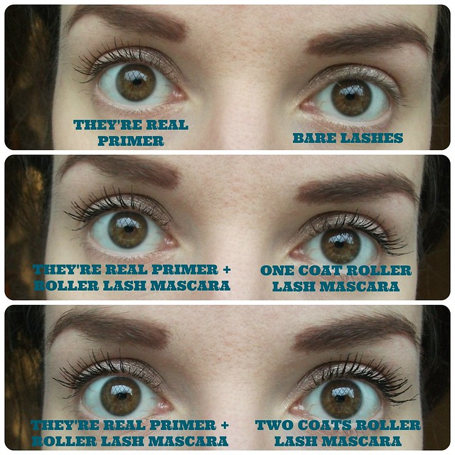 Benefit They're Real Tinted Lash Primer Review & Comparisons