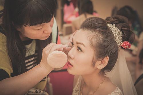 推薦新秘Tina~聖羅雅麗緻婚紗新娘秘書,好溝通又專業呦 (2)