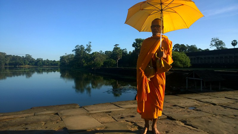 Angkor Wat_Kambodscha