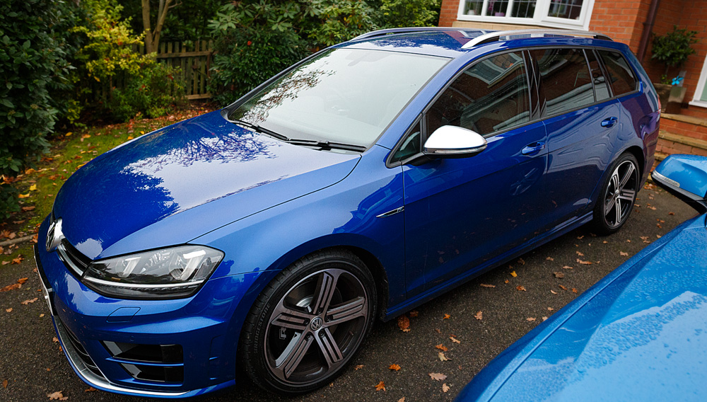Golf R Estate >> My Golf R Estate Has Arrived Overclockers Uk Forums