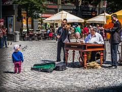 Street fair in Prague