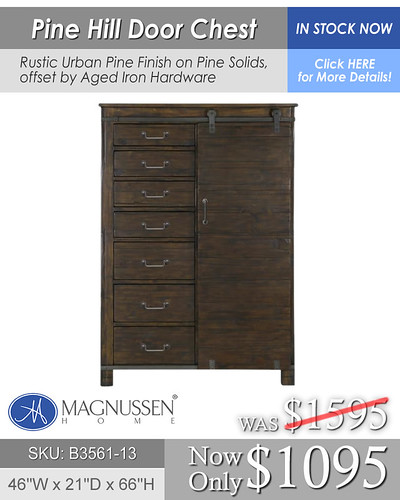Pine Hill Chest