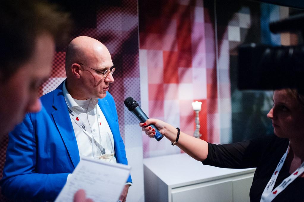 Interview  met tafelgast drs. Erich Taubert
