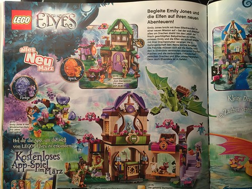 LEGO Elves & Minecraft Set Images Revealed - The Brick Fan | The ...