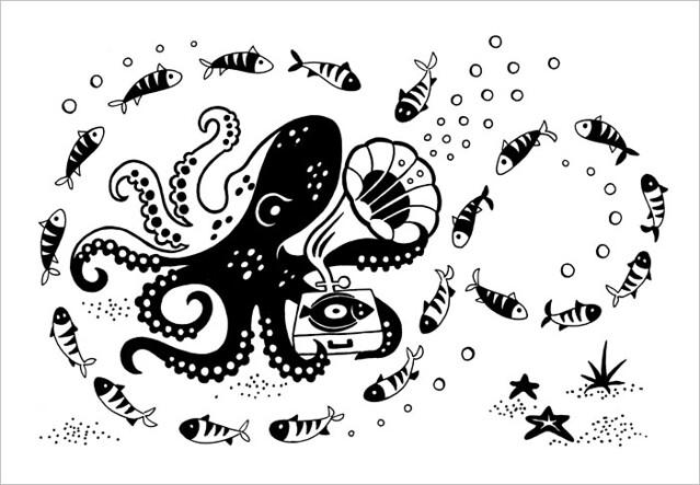 Ocean DJ / Океанский диджей