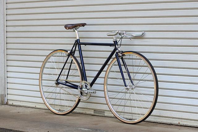*FAIRWEATHER*track complete bike