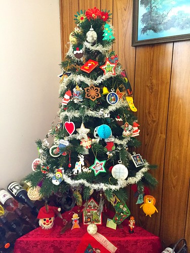We're going to need a bigger tree.