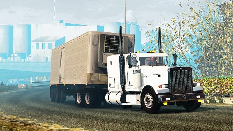 Travel Trailer Bouncing Truck