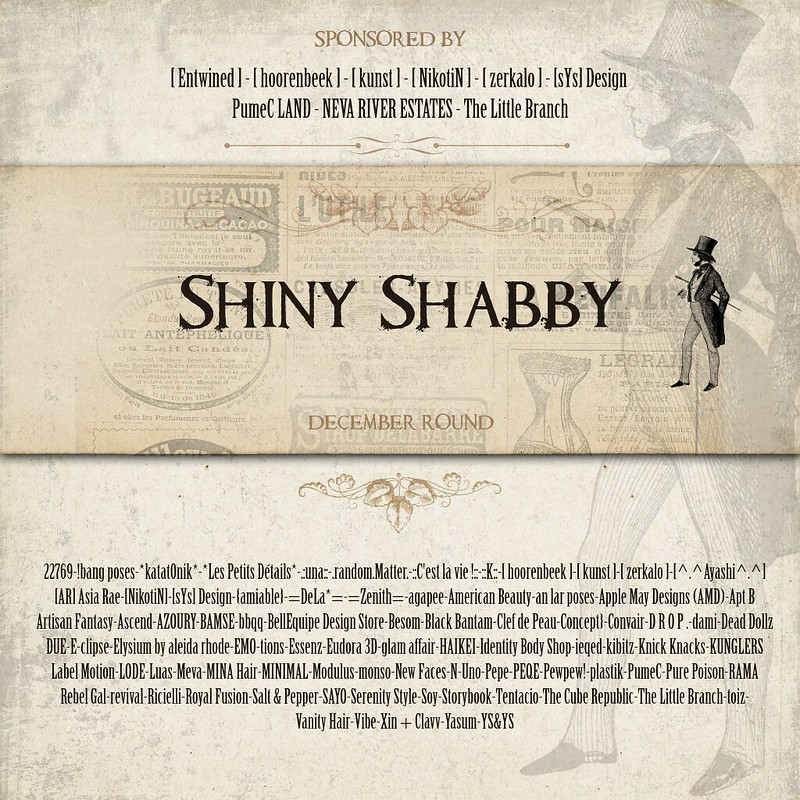 Shiny Shabby | December 2015