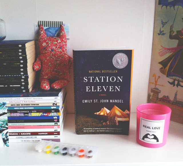 vivatramp uk book blogs station eleven emily st john mandel