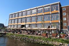 Amsterdam - Restaurant-Caf� De IJ-kantine