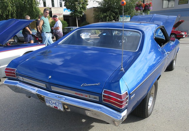1969 Pontiac Beaumont SD