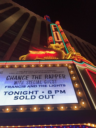 Chance the Rapper (9/25/16)