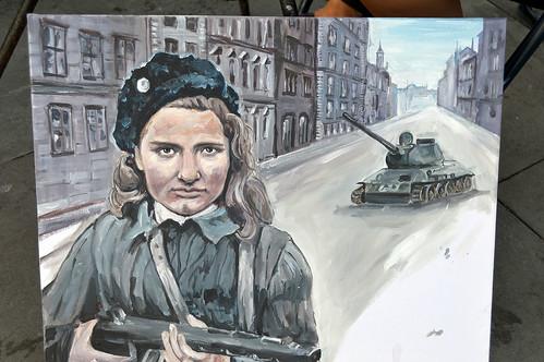 Mariann Szucs, Adeje