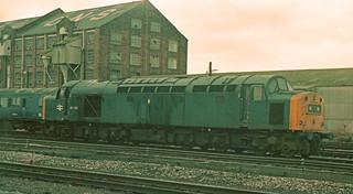 40168 Warrington Arpley HS 31st January 1984.