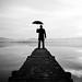 The Umbrella Man #01 by Thomas Leuthard