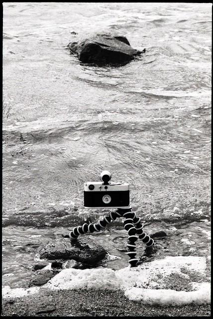 Leica M3 with Skink Pinhole
