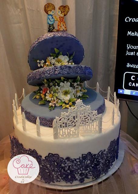Cake by CrodsCollop Cake