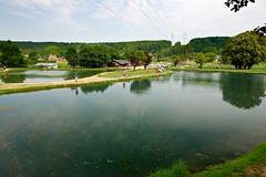 Étangs de la pisciculture de la Calonne