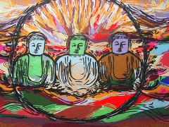 Buddhas in Sao Paulo