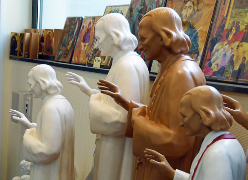 Zu Besuch bei den vielen heiligen Pfarrern von Ars