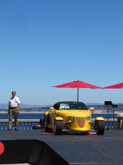J-R Auction in Monterey