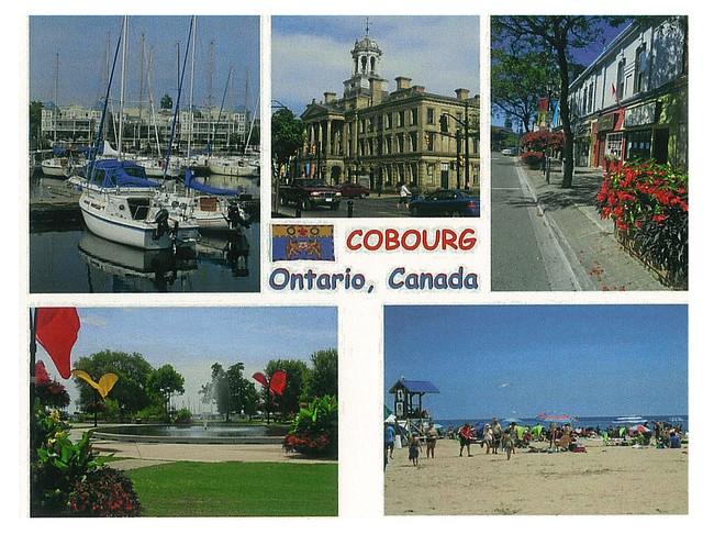 Ontario - Cobourg - multiview 2