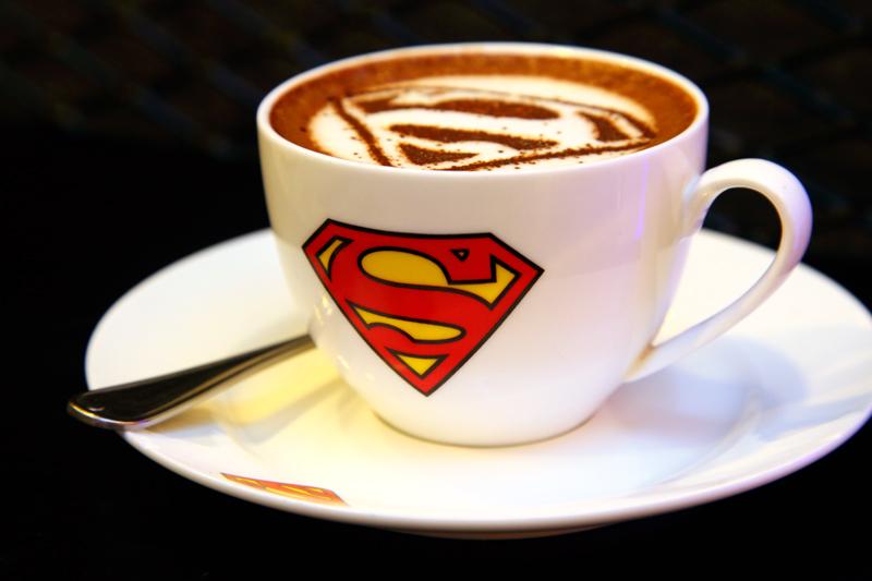 Superman-Mocha