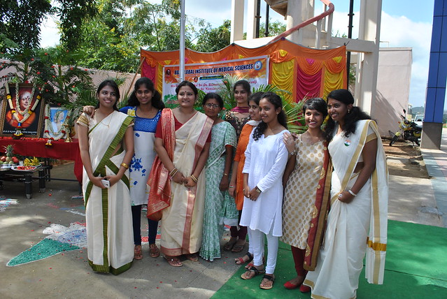 Independence Day Celebration - 2015