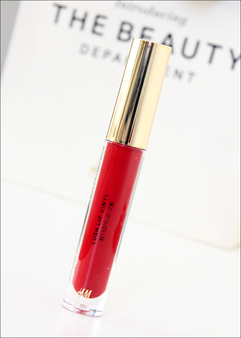 H&M Flamenco lush lip vinyl
