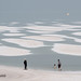 Dying Lake Urmia , Urmia Lake Bridge , Azerbaijan - Iran / www.cevatzade.com by www.cevatzade.com