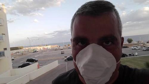 I cittadini indossano la maschera come nelle metropoli più inquinate del mondo depuratore polignano puzze