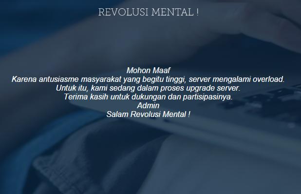 Selidik-Selidik Situs RevolusiMental.Go.ID 6