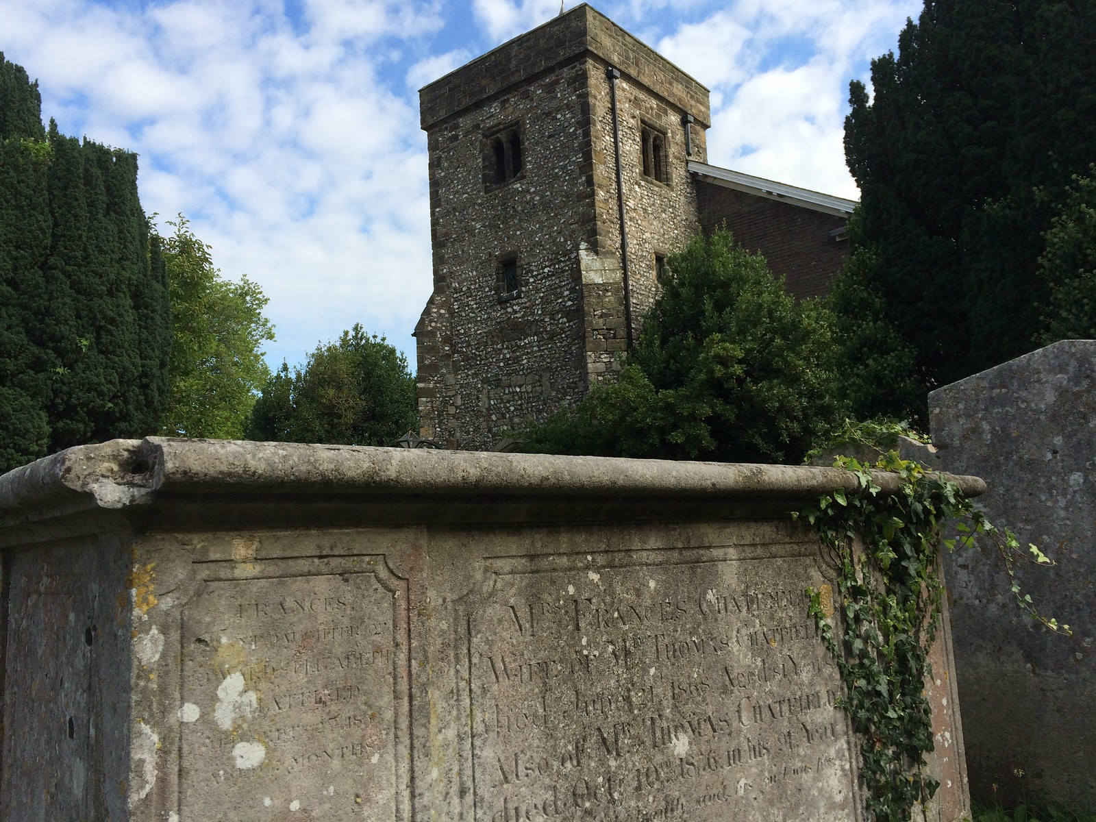 August 29, 2015: Lewes to Seaford Lewes All Saints Centre