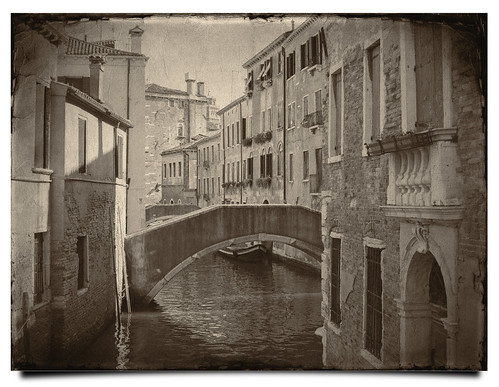 Venezia from life of Hermann Melville