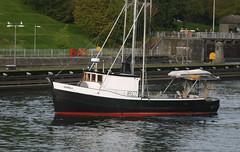 IMG_4938 - Seattle WA - Ship Canal - Chittendon Locks - FV SOPHIA 18507