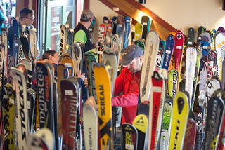 Ski Swap (Wachusett Mountain)