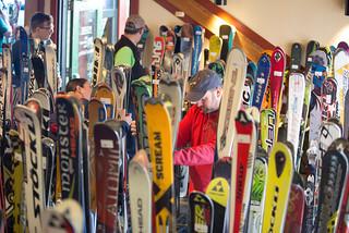 Ski Swap (Wachusett Mountain)