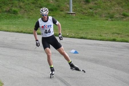 Martin Jakš má dva tituly na kolečkových lyžích, ale dobře ví, že důležitá bude hlavně zima
