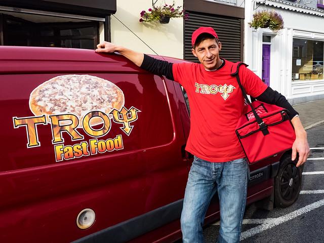 Troy Fast Food